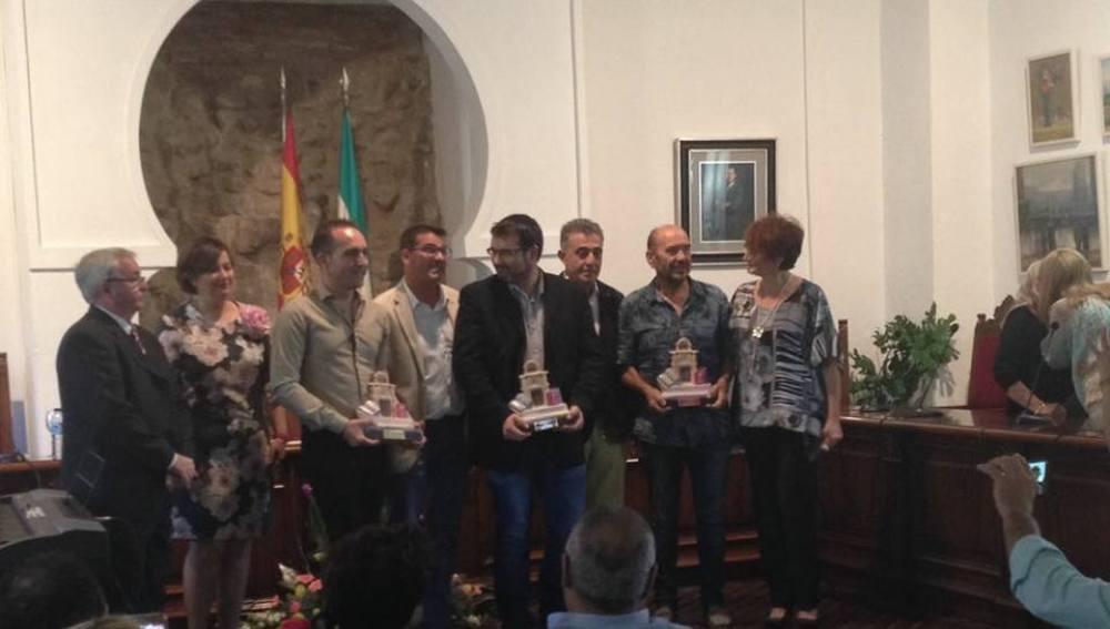 La entrega de premios del I Certamen Nacional de las Letras 'Isabel Agüera' se ha celebrado en el Ayuntamiento de Villa del Río (Córdoba)