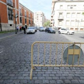 Cierre al tráfico del centro de Valladolid por contaminación por partículas en suspensión
