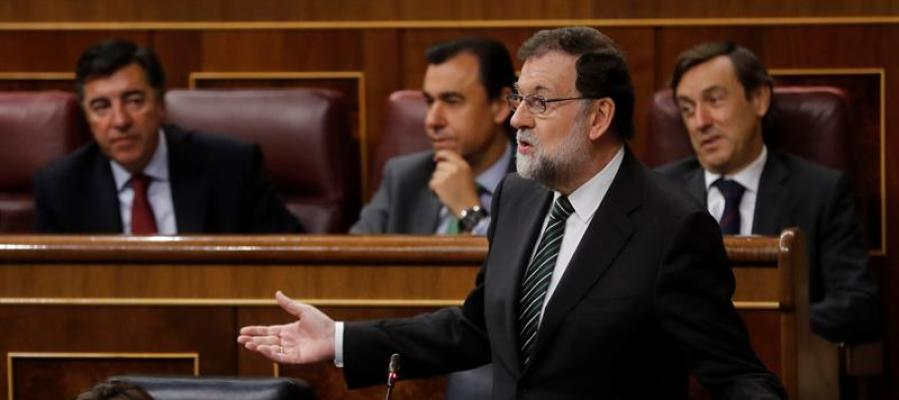 Rajoy pide a Puigdemont