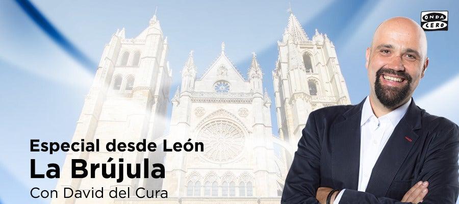 La Brújula desde León