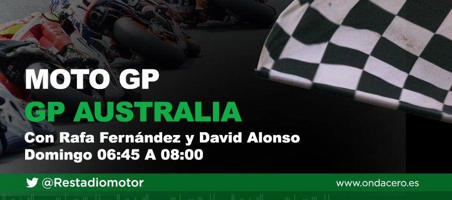 GP de Australia de Moto GP