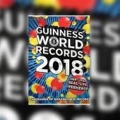 Guinnes World Records 2018