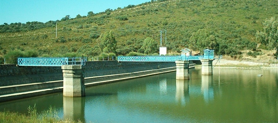Reserva hídrica en C.Real