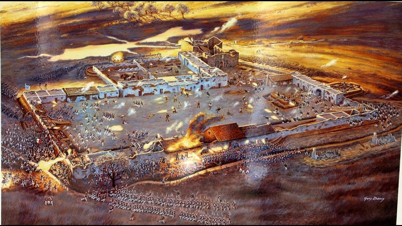 Punta Norte: La batalla de El Álamo