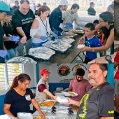 El chef José Ramón Andrés reparte un millón de comidas calientes en Puerto Rico