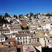 Albaicín, barrio granadino donde se rodaron las escenas eróticas