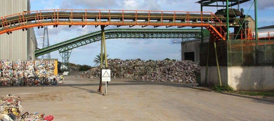 Planta de tratamiento de residuos del Baix Vinalopó