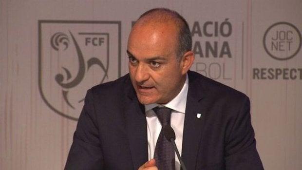 Luis Rubiales nombrará a Andreu Subies secretario general de la RFEF
