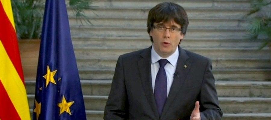 Puigdemont hará una declaración este martes, según le trasladó a su abogado belga