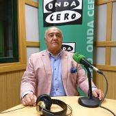 Manuel Lesmes gerente de Carflor en Onda Cero León
