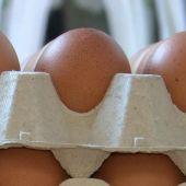 El precio de los huevos por las nubes