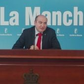 Francisco José García, director provincial de Sanidad