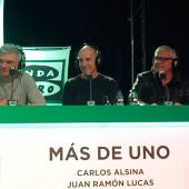 Tricicle: Paco Mir, Joan Gràcia y Carles Sans