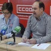 José Manuel Muñoz y Carolina Vidal