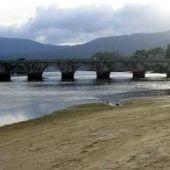 desembocadura río Oitavén