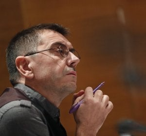 Juan Carlos Monedero, cofundador de Podemos