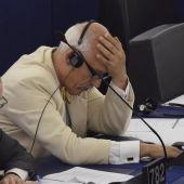 El eurodiputado polaco, Janusz Korwin-Mikke