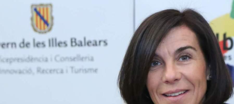 Pilar Carbonell, directora general de Turismo