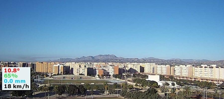 Webcam de Altabix de 'TiempoElche'