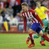 En el 2015, Vietto marcó el gol del empate en el derbi madrileño. Ese gol impidió ganar al Real Madrid y dejó muy cuestionado el planteamiento de Rafa Benítez