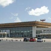 Aeropuerto de Jabarovsk, Rusia