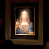 Cuadro subastado de Leonardo Da Vinci