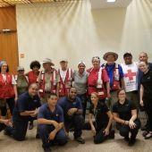 Cooperantes Cruz Roja.