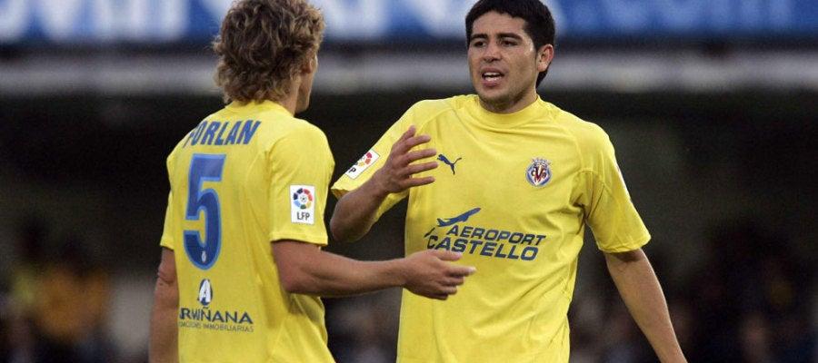 """Riquelme: """"Siempre estaré agradecido al Villarreal""""   ONDACERO RADIO"""