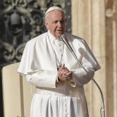El papa Francisco en una imagen de archivo