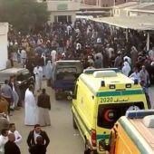 Atentado terrorista en el norte del Sinaí