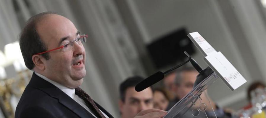 Iceta propone una quita de deuda para Cataluña que varias comunidades del PSOE rechazan