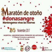 Maratón sangre
