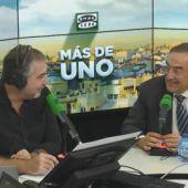 VÍDEO   Entrevista completa a Juan Rosell en Más de uno
