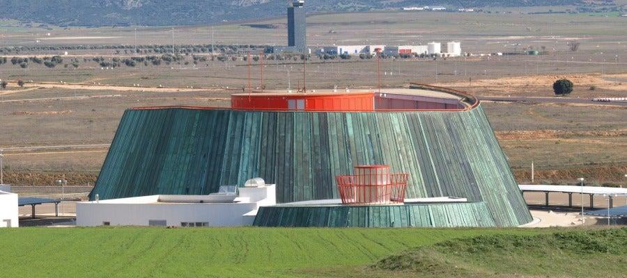 Centro de Visitantes del Aeropuerto de C.Real