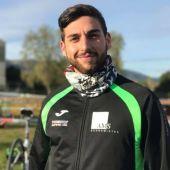 Andrés Contreras, superviviente en el atropello múltiple en Oliva a un grupo de ciclistas