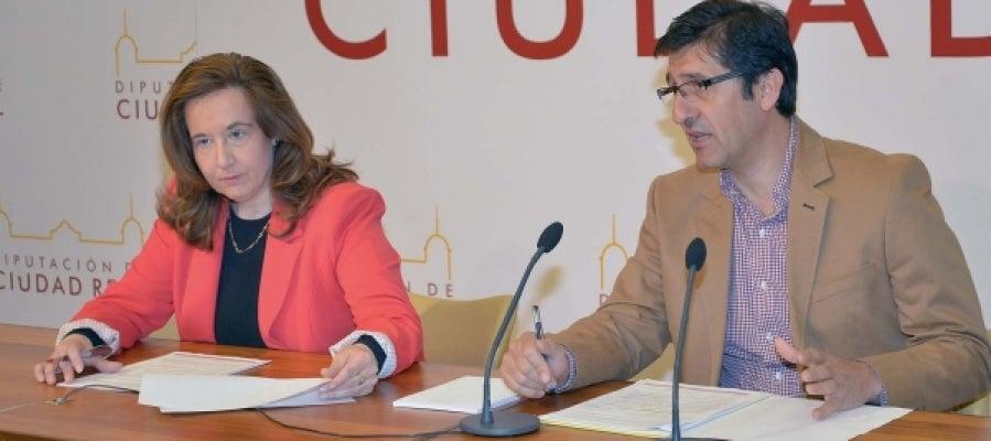 Jacinta Monroy y José Manuel Caballero