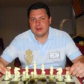 LUIS MARIA CAMPOS, CAMPEON INTERNACIONAL DE AJEDREZ
