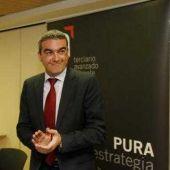 José Javier García Zamora, presidente del CEEI de Elche