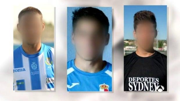 """Diego Rojas: """"Espero que nadie relacione a la Arandina y al resto del equipo con lo que ha pasado"""""""