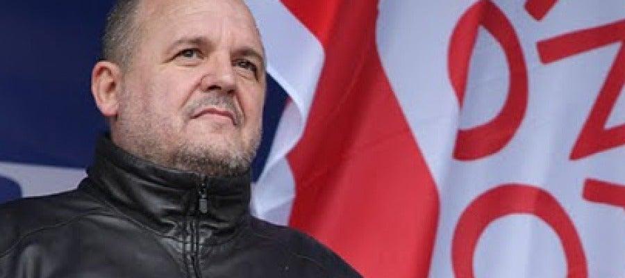 Lider de 'España 2000', José Luis Roberto