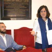 Eva María Crisol, concejala de Ciudadanos en el Ayuntamiento de Elche