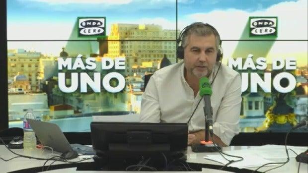 """Monólogo de Alsina: """"Si Iceta obtiene un buen resultado el 21D pelillos a la mar y a olvidarse de esto de los indultos"""""""