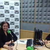 Carmen Paúl y Manolo Camacho