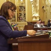 La nueva vicepresidenta del Govern y consellera de Turismo, innovación e Investigación, Bel Busquets