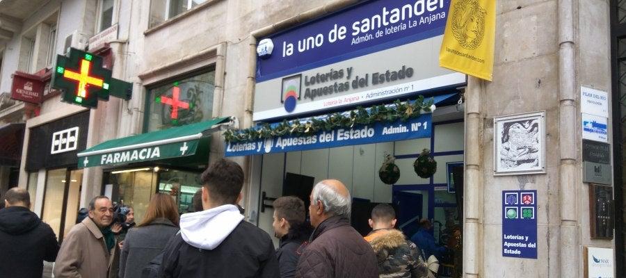 La uno de Santander