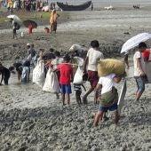 Una ONG usa blockchain para evitar que los rohingya queden indocumentados