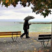 Días de lluvia y humedad