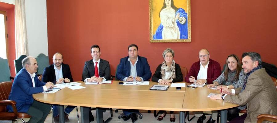 Reunión del Consejo de Administración de EMASER