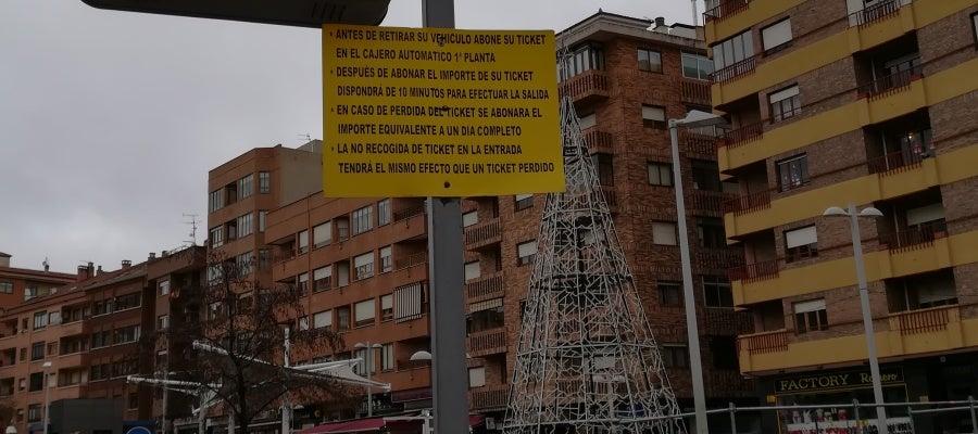 Parking de José Zorrilla