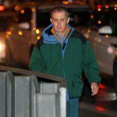 Jordi Pujol Ferrusola tras salir de prisión